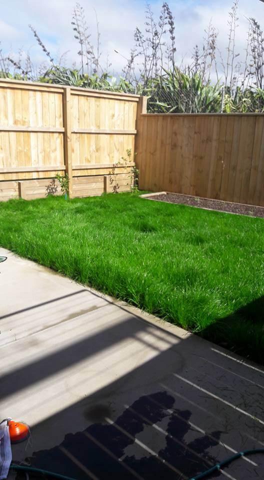 Lawn _ Garden Install